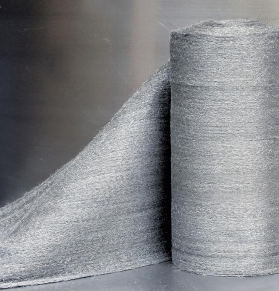 STAX aluminium fibers AlMg5 - Material: AlMg5