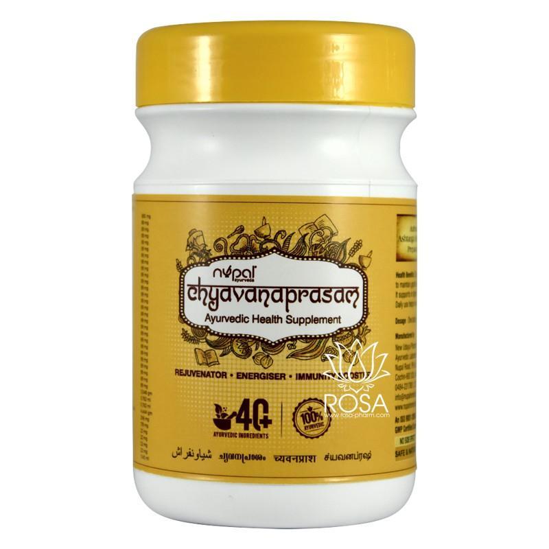 Чаванпраш (Chyavanprasam, Nupal) - Антиоксидант, , укрепляет иммунную систему, замедляет процесс старения