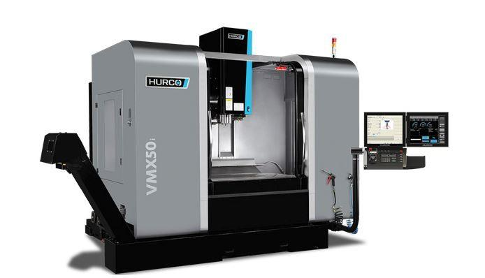 3-Axis-Machining-Center High performance - VMX 50i - 3-Axis-Machining-Center for high performance