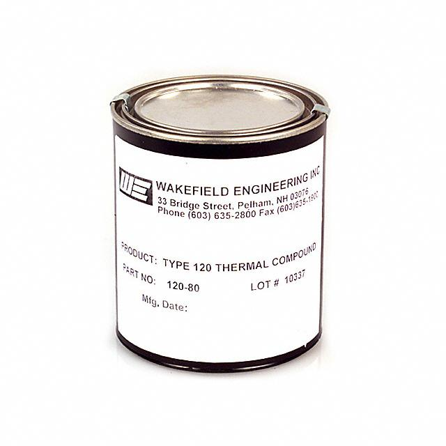 SILICONE GREASE 5 LBS CAN - Wakefield-Vette 120-80