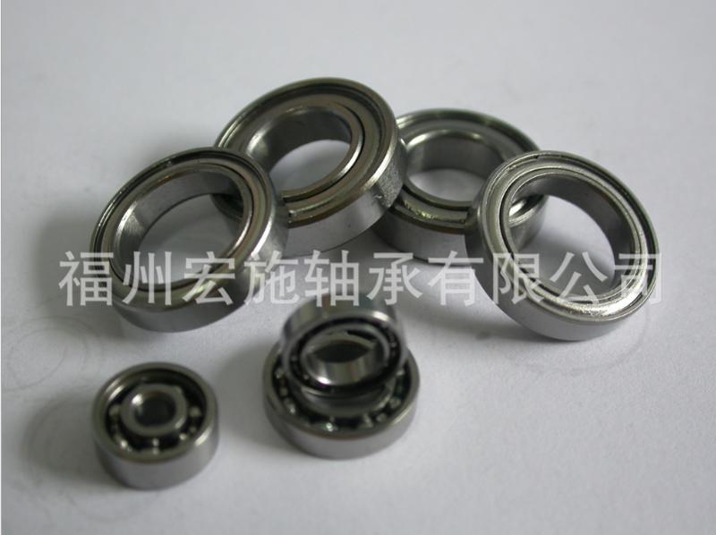 Non-Standard Ball Bearing - 687ZZ/B3-7*14*3