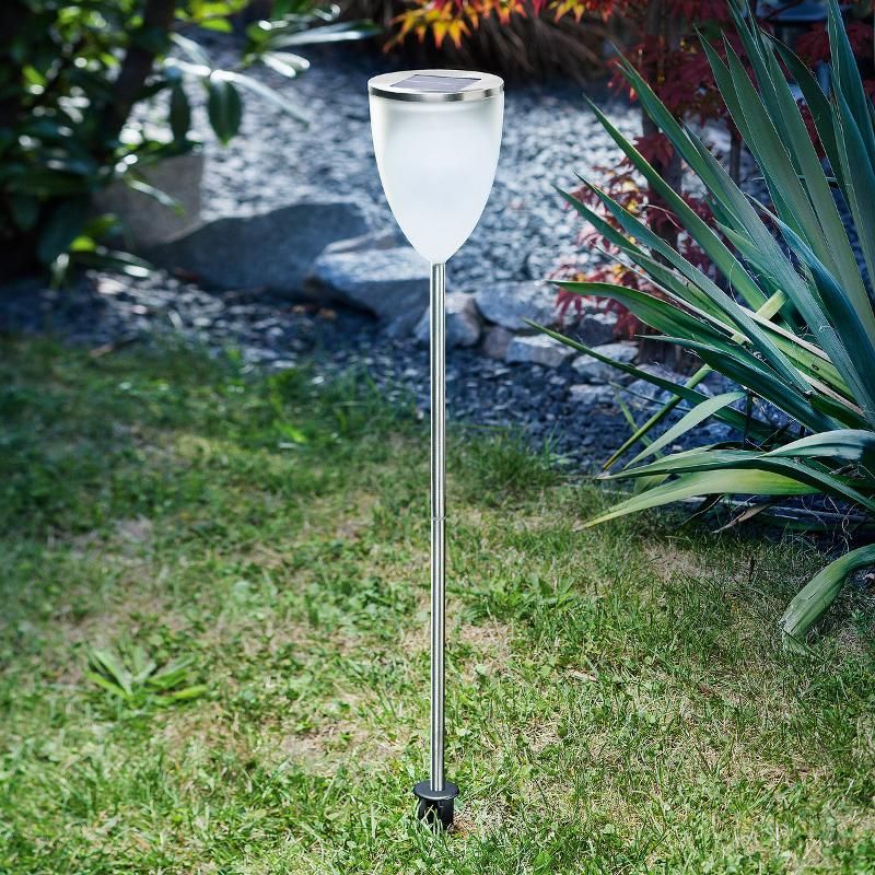 Tropic Light - luminaire solaire LED réglable - Lampes solaires décoratives