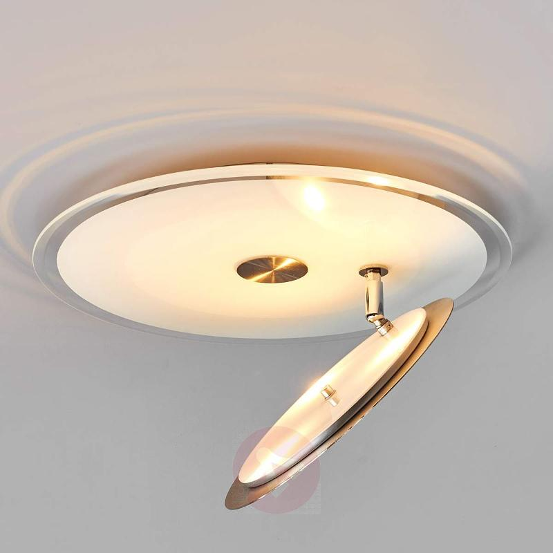 Marlind LED ceiling lamp, beautiful light effect - Ceiling Lights