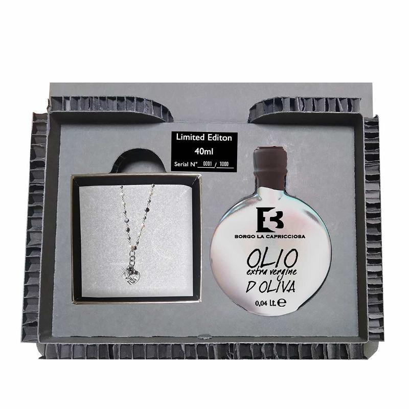 Color Of Passion 40 Ml Silver - Orecchini - EVO Series