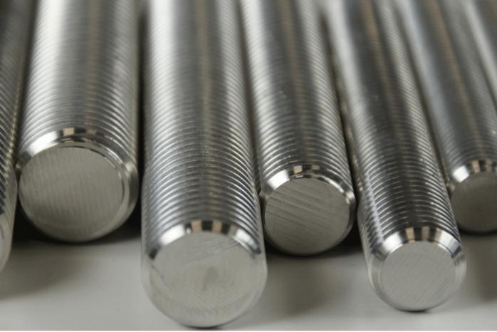 Stainless Steel Threaded Rods -