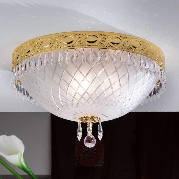 Empire Ceiling Light 24 Carat Gold-Plated - Ceiling Lights