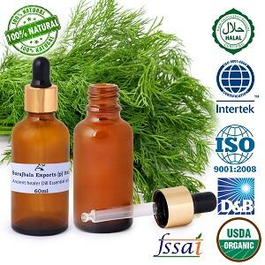 Ancient healer Dill oil  60 ml - Dill oil  Dill essential oil