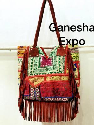 Pakistani Antique Leather Bags -
