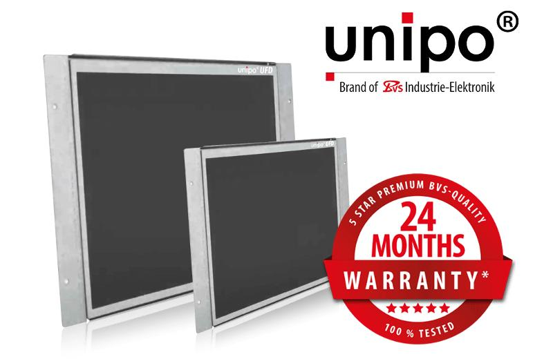 Unipo Display Replacement - unipo Display replacement