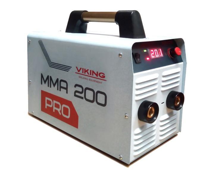 WELDING INVERTER VIKING ММА 200 PRO -