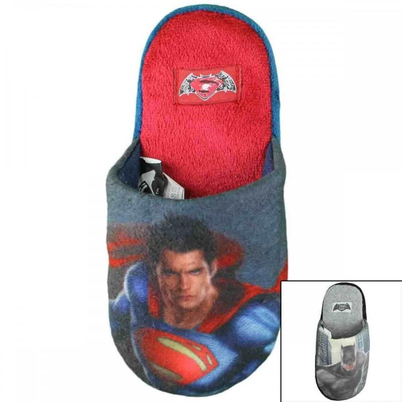 24x Chaussons Batman-Superman du 29 au 36 - Chausson
