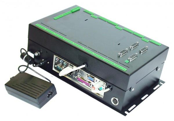 The control unit unipos 420-W - Controller and drives