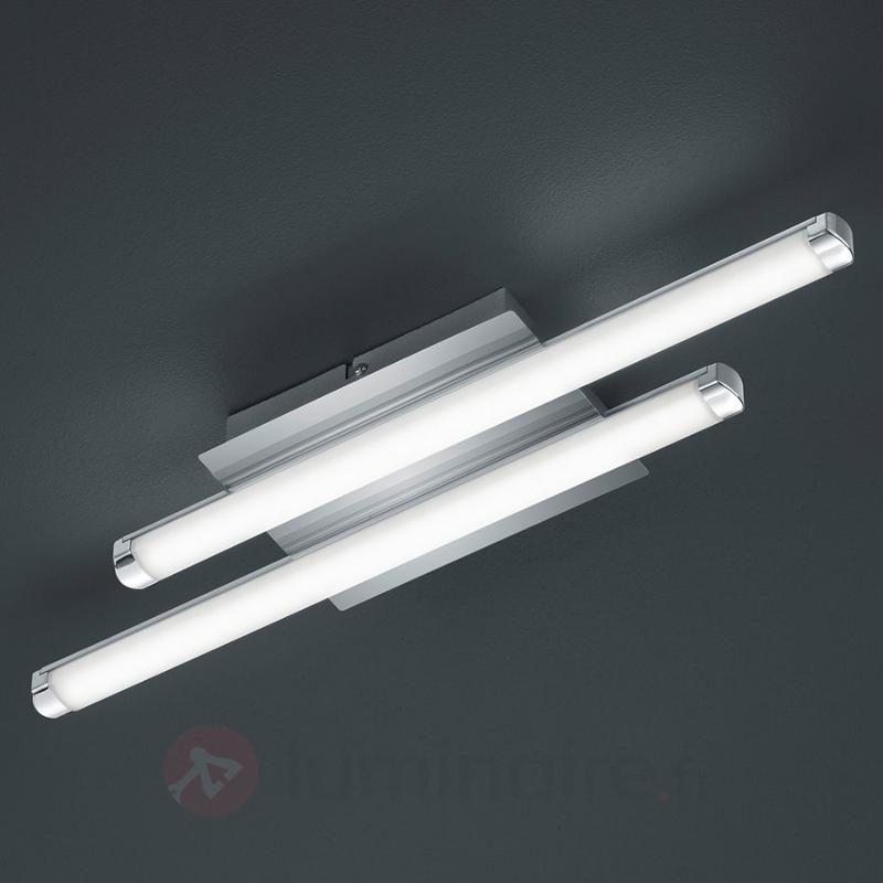 Plafonnier LED futuriste Street - Plafonniers LED