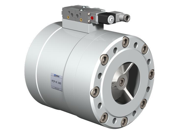 Co-ax Fcf   Fcf-k Coaxial Valves - 2/2 Way coaxial externally controlled valves