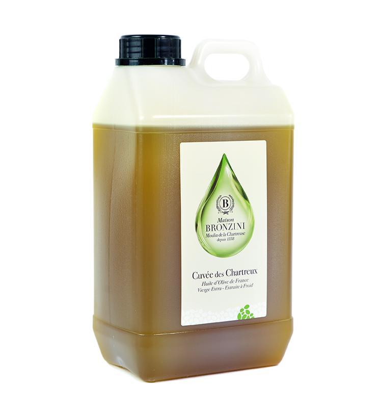 Cuvée des Chartreux Bidon 5L - Produits oléicoles