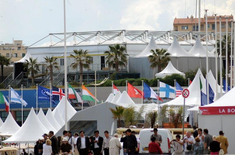 Systèmes de construction démontable - Tentes évènementielles - Village événementiel