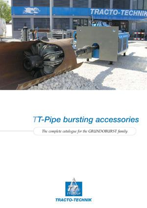 Pipe Bursting Accessories - null