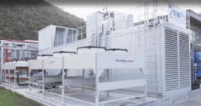 INDUSTRIAL CHP - COGENERATION - from 600 kWe to MWe