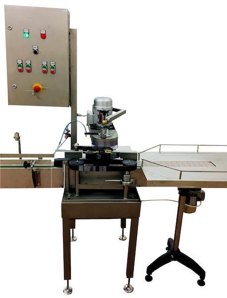 Verdeckler Twist-Off / Gläserverschließmaschine