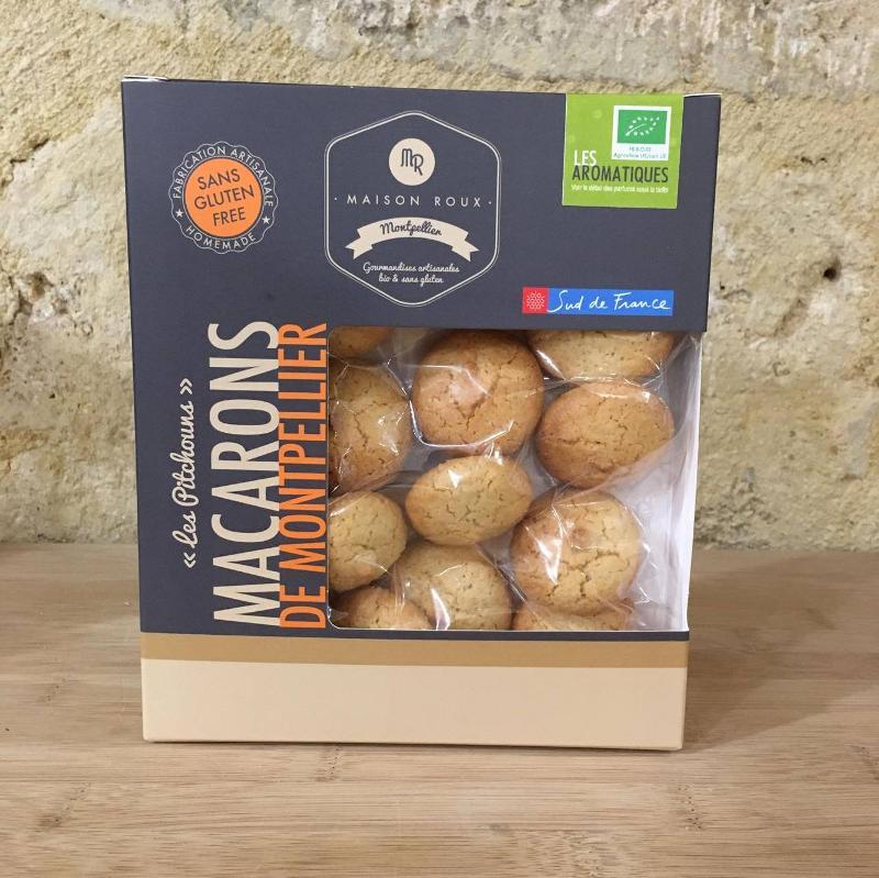 """Biscuits Macarons Gamme """"Pitchouns"""" Pockets - Épicerie sucrée"""