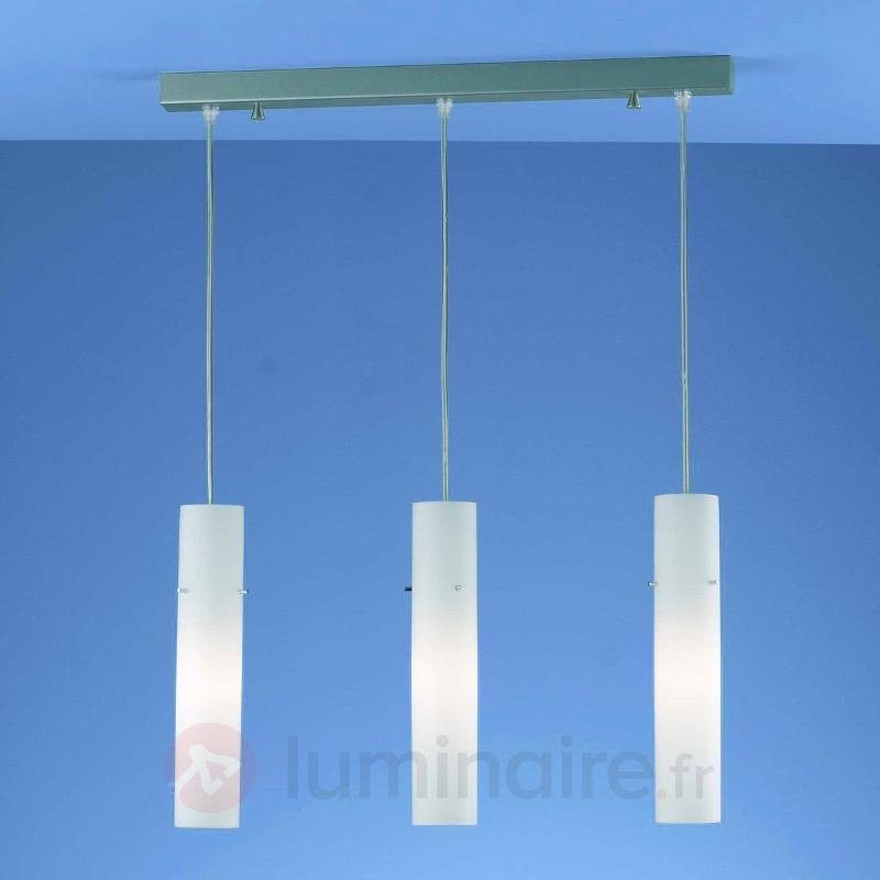 Elégante suspension Adeline à 3 lampes - Cuisine et salle à manger