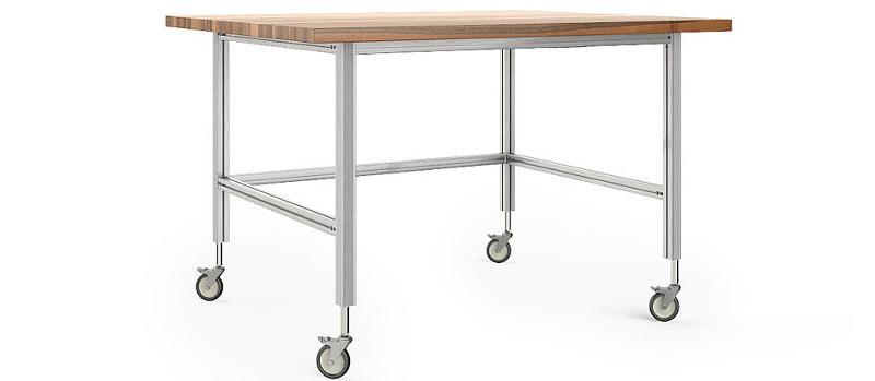Table base frames - New: Table base SQ