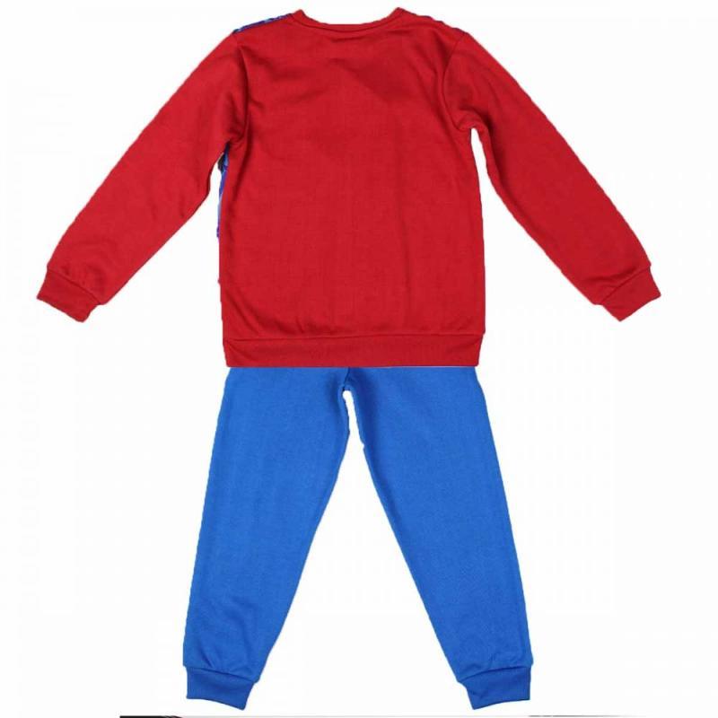 12x Joggings molleton Spiderman du 2 au 8 ans - Jogging et Survêtement
