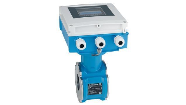 debit mesure produits - debitmetre electromagnetique promag D 400