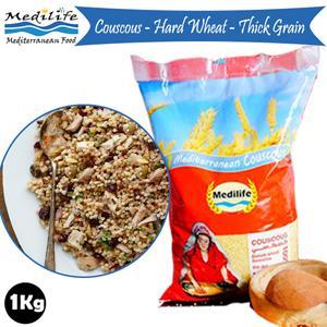Couscous au blé Grain épais 1Kg