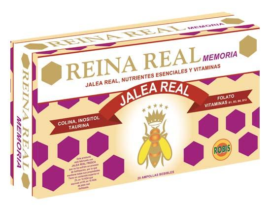 Royal Jelly Memory - IMPROVES THE MEMORY