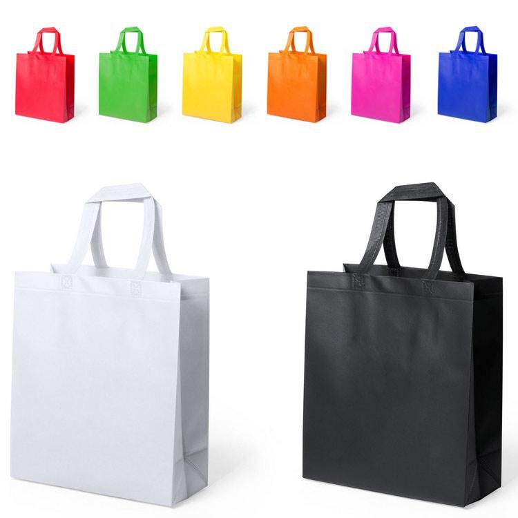 Bolsas publicitarias personalizadas - Bolsas para personalizar con el logotipo de su comercio