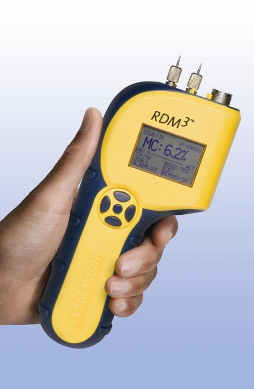 Wood moisture meter - Industrial & Mill - RDM-3