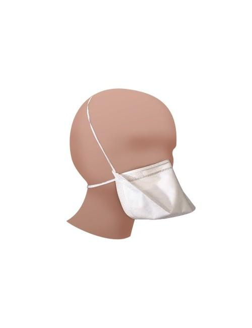 MASQUE DE PROTECTION FFP2 - BLANC - null