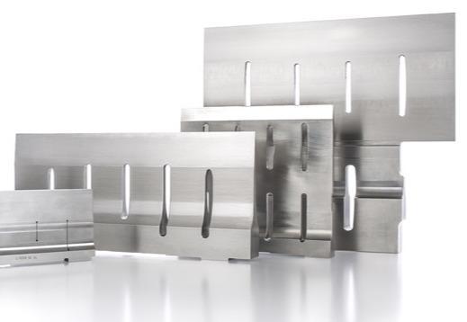 Sonotrodos de corte para el ámbito alimentario - Diseño óptimo para cortar sin esfuerzo