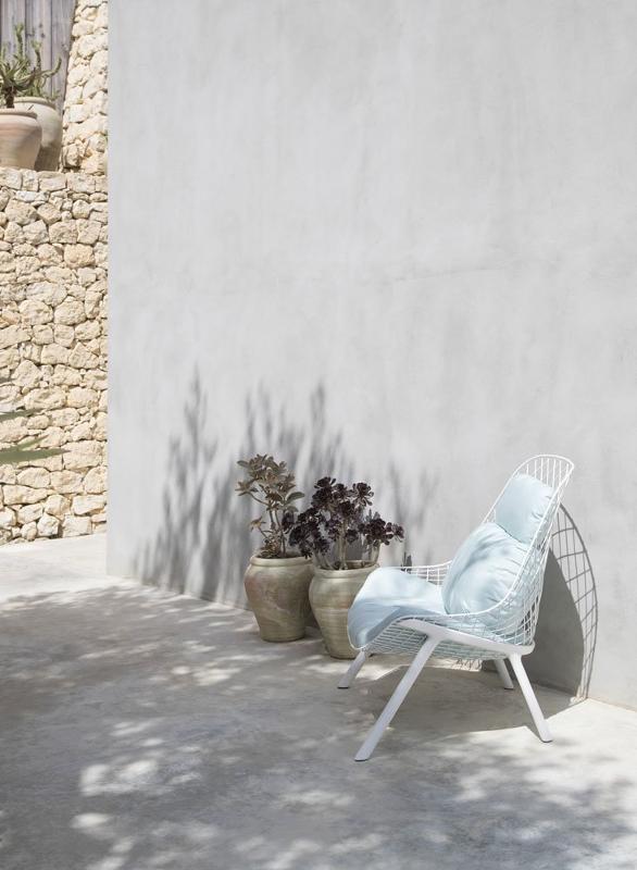 Poltrona Gran Kobi Outdoor - Giardino