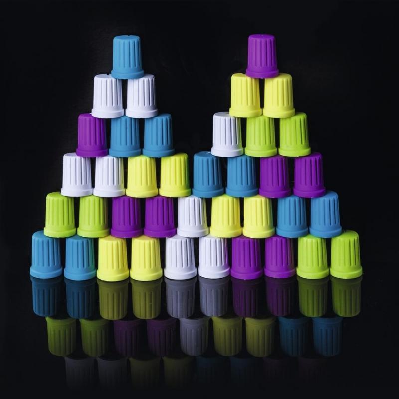 DJ-Zubehör - Reloop Knob Cap Set purple