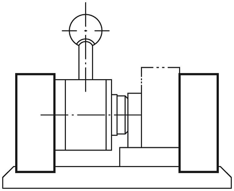 Bloc Rectangulaire Fonte Grise Et Aluminium - Éléments de base Plaques Plateaux Profilés Équerres de serrage Cubes de serrage