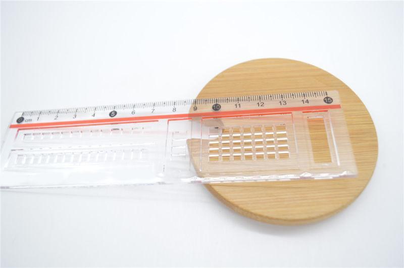 Examination Ruler Set - Multifunctional China Examination Ruler Set
