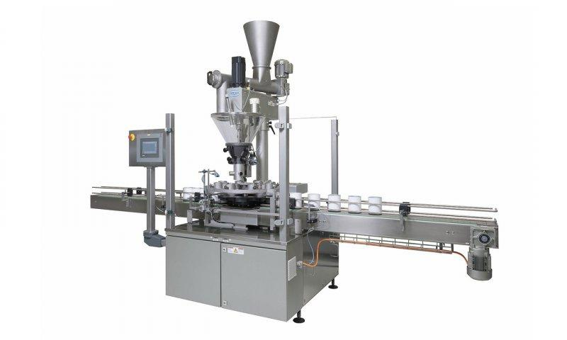 Filling and Closing Machine OPTIMA FC2