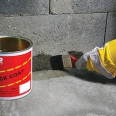 Mortier de réparation béton - Concrex Spécial Plinthes 5 kg UN 2735 LQ C Truelle Incurvée