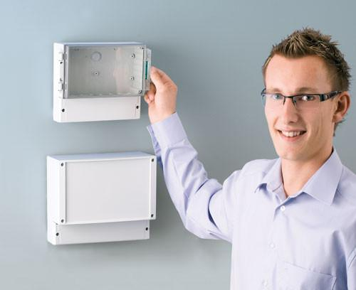 Walltec - Robust Wall Enclosures for Control Systems