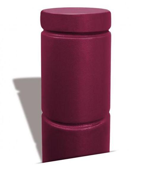 potelet anti stationnement en fonte potelet anti stationnement en acier avec t te double. Black Bedroom Furniture Sets. Home Design Ideas