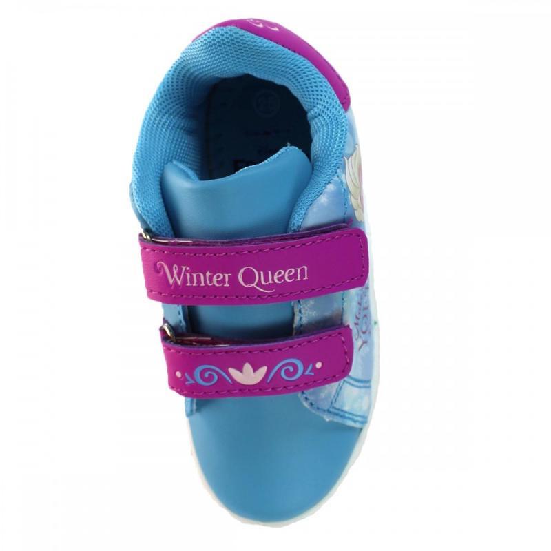 16x Baskets avec boites La Reine des Neiges du 25 au 32 - Chaussures