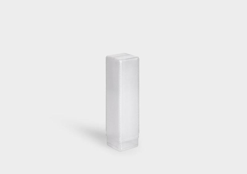 QuadroPack - Tube en plastique