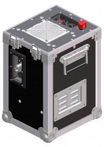 Hydraulic pumps - Hydraulic power unit ipr850HA-ED100