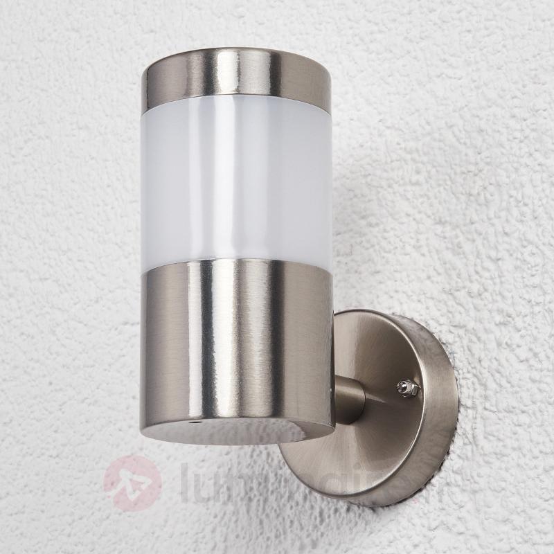 Applique extérieure en inox Belina LED - Appliques d'extérieur LED