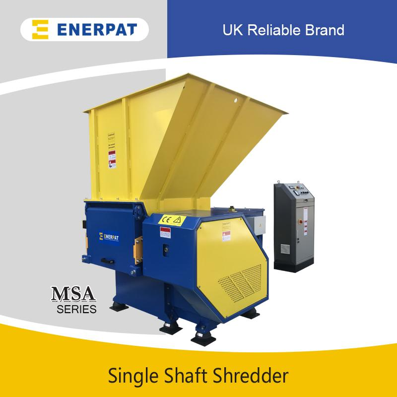 High Efficiency Copper Cable Single Shaft Shredder Machine - Waste Shredder Single Shaft Shredder Single Shaft Shredder(MSA-N)
