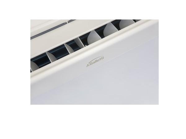 FLAT L - Fan Coil Ventilconvettori con mobiletto - FLAT L 1.9 - 4.5 kW