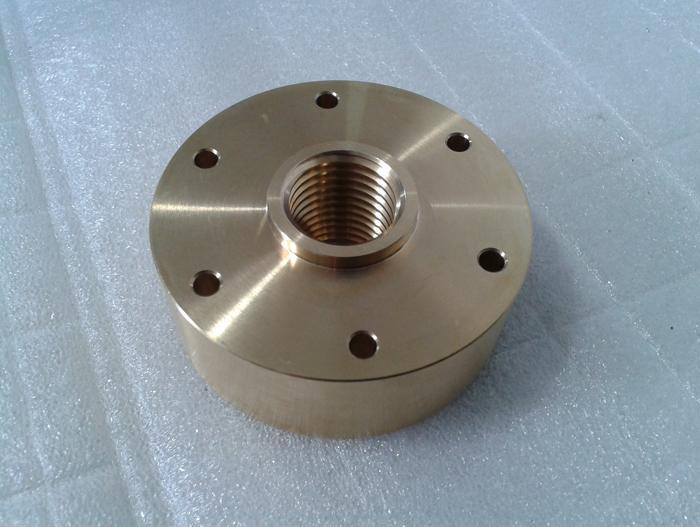 CNC machine manufacturer Optical Copper parts - null