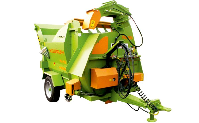 RVS-1500, 1500D - Feed distributor with horizontal arrangement of augers13